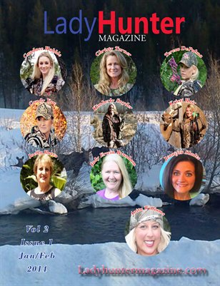 Lady Hunter Magazine Jan Feb 2014