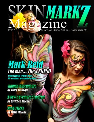 April Issue of SkinMarkZ Magazine 2015 - Vol. 7