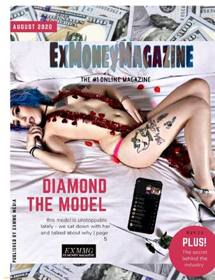 Ex Money Magazine Presents Diamond The Model