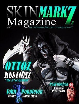 Skin MarkZ Magazine November 2014 - VOL 2