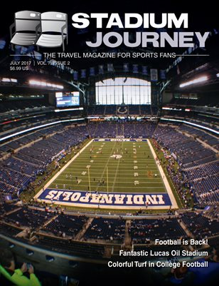 Stadium Journey Magazine, Vol 7 Issue 2