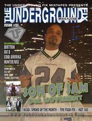The Underground Fix Magazine Issue #51