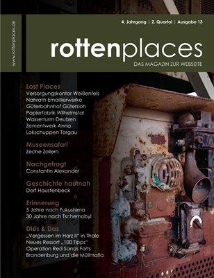 rottenplaces Magazin 2/2016