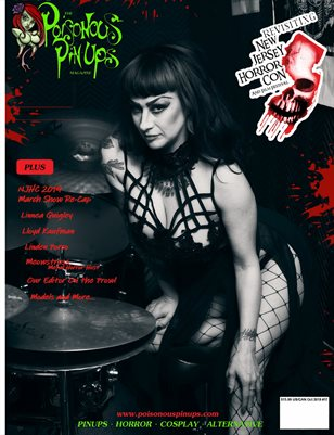 Poisonous Pinups Magazine Issue17