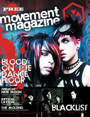 03.2010 - BLOOD ON THE DANCE FLOOR