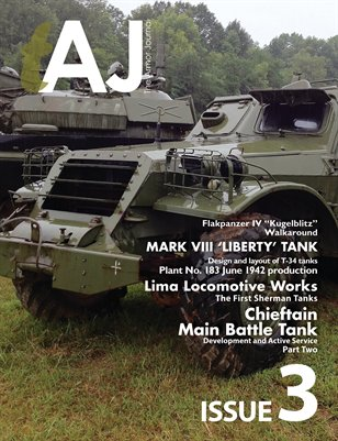 the Armor Journal. Issue 3