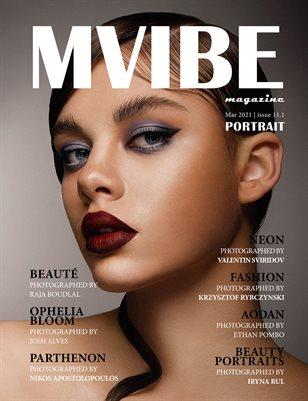 MVIBEmagazine Mar 2021 issue 11.1 Portrait