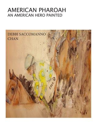 American Pharoah an American hero painted