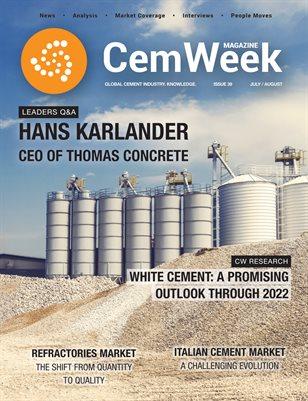 CemWeek Magazine: July/August 2017