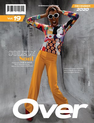 DECEMBER 2020 Issue (Vol – 19) | OVER Magazines