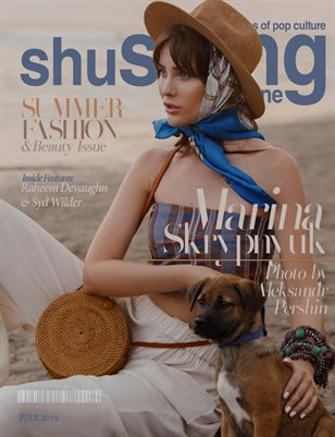 shuString Magazine The Summer Issue 24