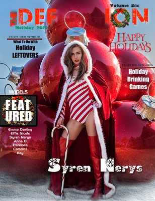 TDM  Syren Xmas Issue 6 cover 1