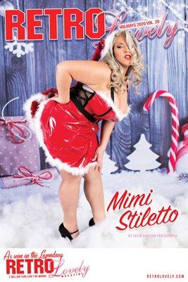 Mimi Stiletto Cover Poster