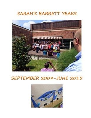 Sarah's Barrett Years