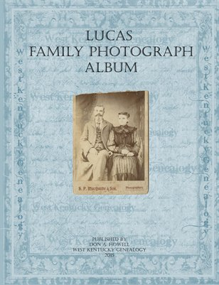 Lucas Family Photograph Album