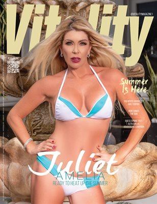 VITALITY Mag - JULIET AMELIA - May/2021 - PLPG GLOBAL MEDIA