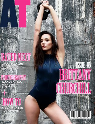 Alwayz Therro - Brittany Churchill - August 2017 - Issue 85