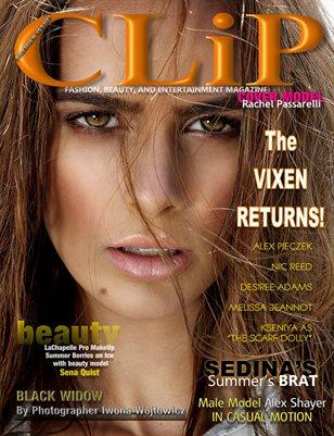 Clip Magazine Premier Issue