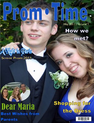 Prom Magazine Sample