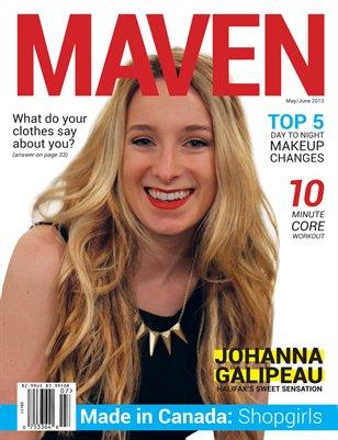 Maven Magazine 2013