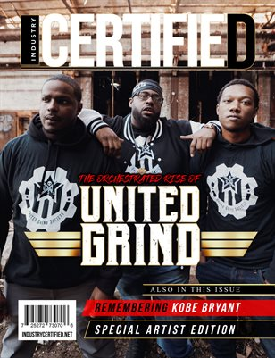 Industry Certified - Volume 2 - Issue3 - United Grind (Special Artist Edition)