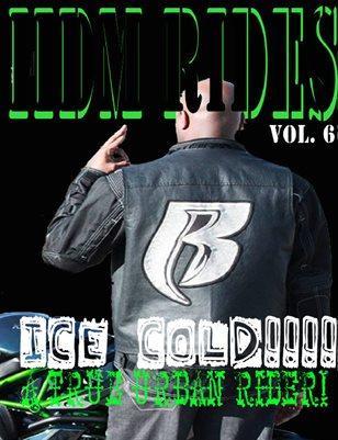 IIDM RIDES Magazine Vol. 6