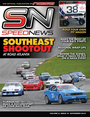 Speed News Magazine November 2013