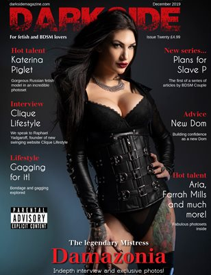 Darkside Magazine Issue 20