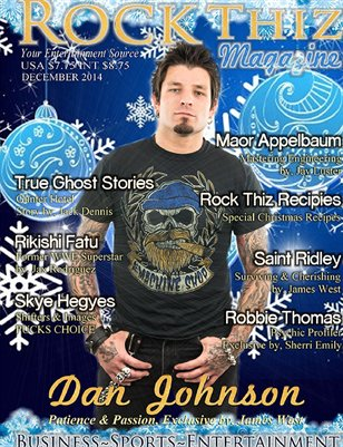 Rock Thiz Magazine Dec 2014