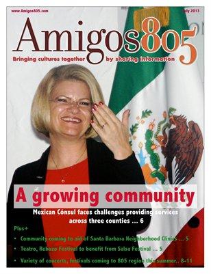 Amigos805 July 2013