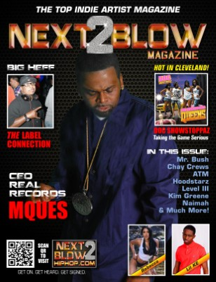 NEXT2BLOW MAGAZINE ISSUE 2 2012