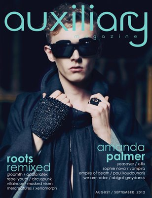 auxiliary magazine : august/september 2012