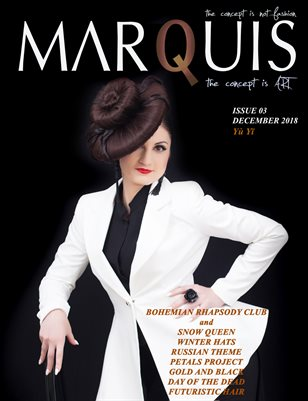 Marquis issue 3 Dec 2018