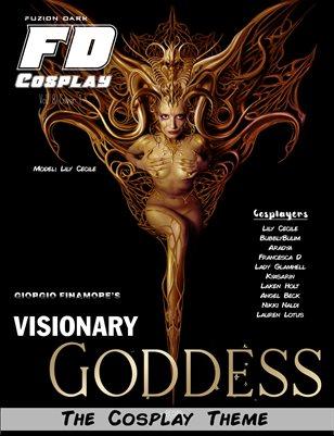 Fuzion Dark Giorgio Finamore Cosplay Vol 8 Cover1