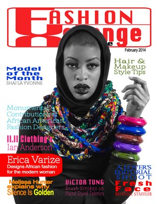 Fashion Xchange Magazine - February 2014 Issue