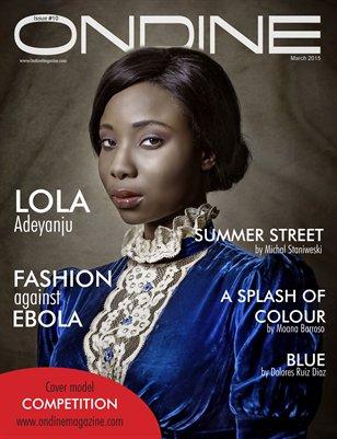 Ondine Magazine #10