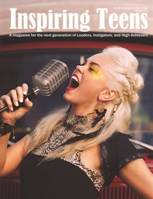 Issue 31 of Inspiring Teens Magazine