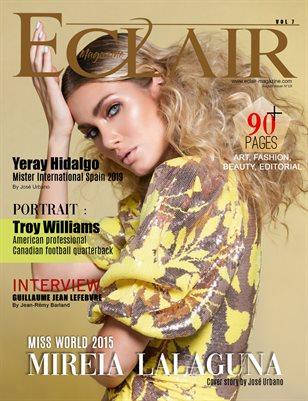 Eclair Magazine Vol 7 N°19