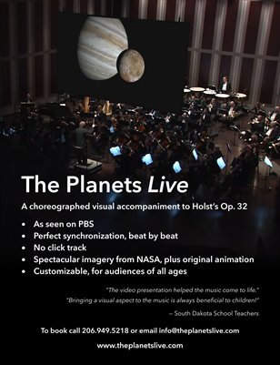 Planets Flyer