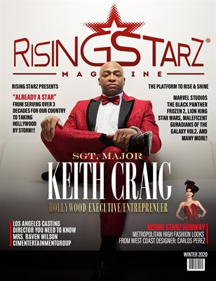 RISING STARZ WINTER 2020 KEITH COVER
