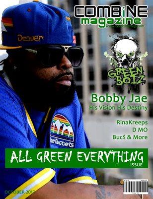 October 2017 Green Boiz Issue