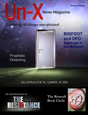 Un-X News Magazine Winter 2013