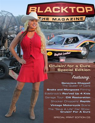 Blacktop Magazine SPE03 - Cruisin' for a Cure