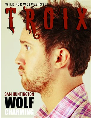 "SAM HUNTINGTON ""Wolf Charming"""
