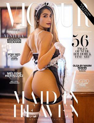 NUDE & Boudoir | September Issue 02