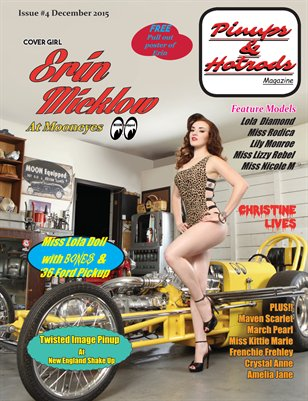Pinups & Hotrods, Issue#4