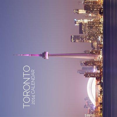 Toronto 2014 Calendar