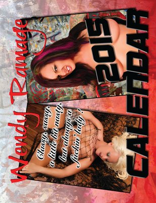 Wendy Ramage 2015 Calendar