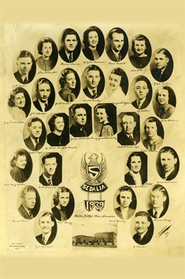 Class of 1939 Sedalia High School