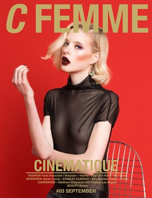 C FEMME #03 (COVER 07)